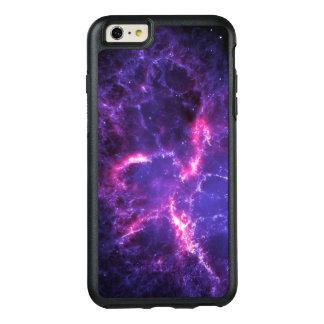 Nebulosa de cangrejo púrpura SpaceHD Funda Otterbox Para iPhone 6/6s Plus