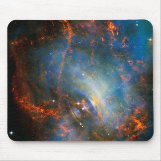 Nebulosa de cangrejo tapete de ratones