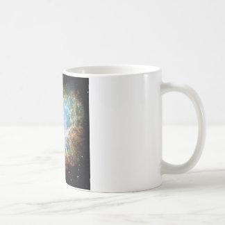 Nebulosa de cangrejo taza de café