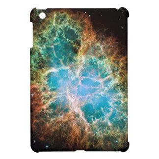 Nebulosa de cangrejo - telescopio de Hubble