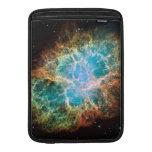Nebulosa de cangrejo - telescopio de Hubble Fundas Para Macbook Air