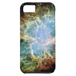 Nebulosa de cangrejo - telescopio de Hubble Funda Para iPhone SE/5/5s