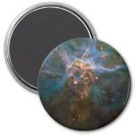 Nebulosa de Carina 20 años de Hubble Imán Para Frigorífico