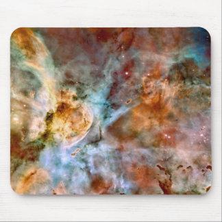 Nebulosa de Carina Alfombrillas De Ratón