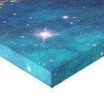 Nebulosa de Carina de la cámara del campo ancho de Impresion En Lona