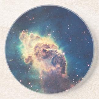 Nebulosa de Carina de la cámara del campo ancho de Posavasos Personalizados
