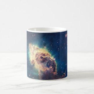 Nebulosa de Carina de la cámara del campo ancho de Taza