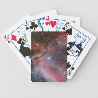 Nebulosa de Carina, estrella WR 22 del Lobo-Rayet Baraja Cartas De Poker