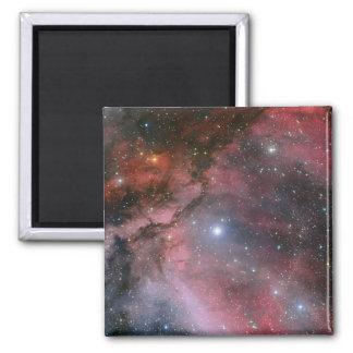 Nebulosa de Carina, estrella WR 22 del Lobo-Rayet Imán Cuadrado