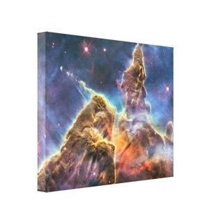 Nebulosa de Carina Lona Estirada Galerias