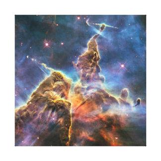 Nebulosa de Carina Lienzo Envuelto Para Galerias