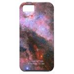 Nebulosa de Carina - nuestro universo iPhone 5 Fundas