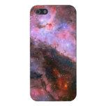 Nebulosa de Carina - nuestro universo iPhone 5 Cárcasa