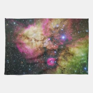 Nebulosa de Carina - nuestro universo impresionant Toallas De Cocina