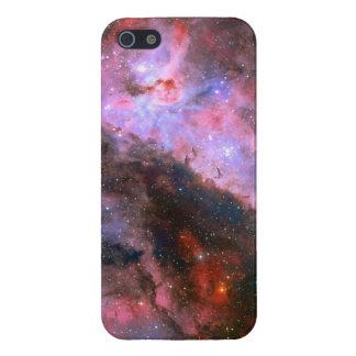 Nebulosa de Carina - nuestro universo iPhone 5 Carcasa