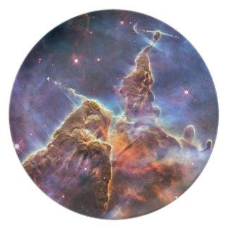Nebulosa de Carina Plato Para Fiesta