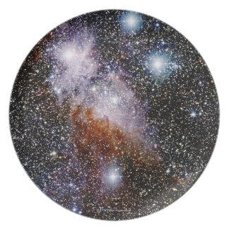 Nebulosa de Carina Platos