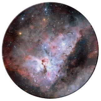 Nebulosa de Carina por ESO Platos De Cerámica