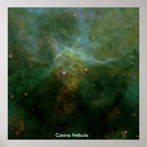Nebulosa de Carina Posters