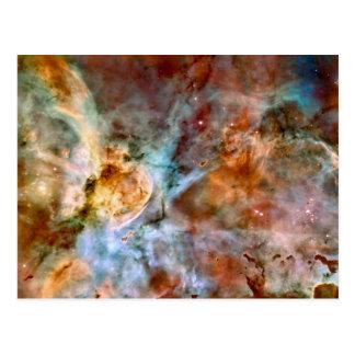 Nebulosa de Carina Postal