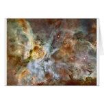 Nebulosa de Carina Tarjetón