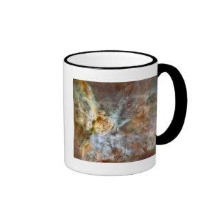 Nebulosa de Carina Taza De Dos Colores