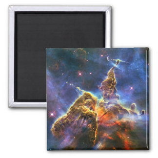 Nebulosa de Carina (telescopio de Hubble) Imán Cuadrado