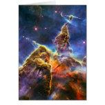 Nebulosa de Carina (telescopio de Hubble) Felicitaciones