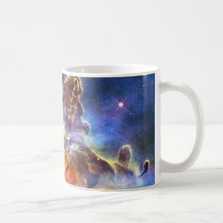 Nebulosa de Carina telescopio de Hubble Taza