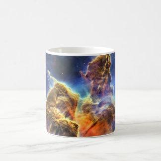 Nebulosa de Carina (telescopio de Hubble) Taza Clásica