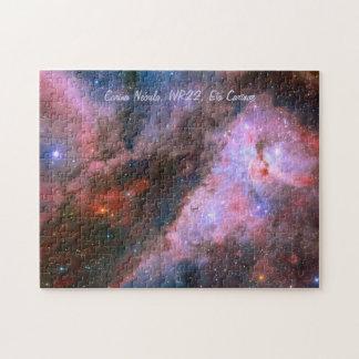 Nebulosa de Carina, WR22, Eta Carinae Puzzles Con Fotos
