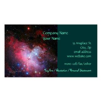 Nebulosa de Eagle, 16 más sucios - plantilla de la Plantilla De Tarjeta De Visita