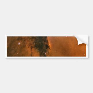 Nebulosa de Eagle Pegatina De Parachoque