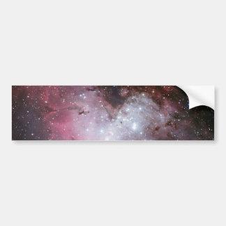 Nebulosa de Eagle Etiqueta De Parachoque