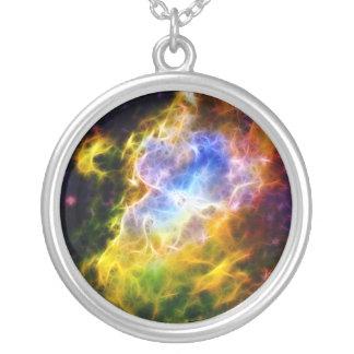 Nebulosa de Eagle Collar Plateado