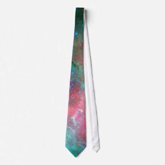Nebulosa de Eagle de Spitzer Corbata Personalizada