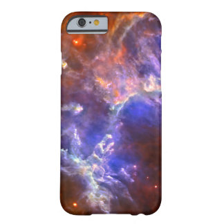 Nebulosa de Eagle del espacio exterior fresca Funda Barely There iPhone 6