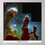 Nebulosa de Eagle Posters