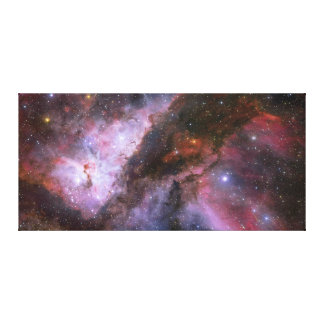 Nebulosa de Eta Carinae Impresión En Lona Estirada