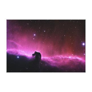 Nebulosa de Horsehead Impresión En Lienzo