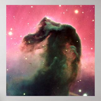 Nebulosa de Horsehead Posters