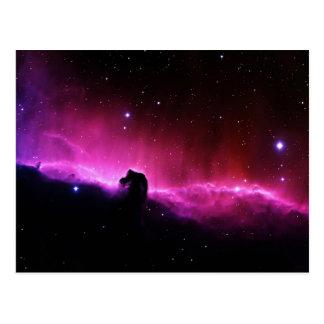 Nebulosa de Horsehead Tarjetas Postales