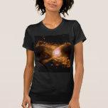 Nebulosa de la araña camisetas