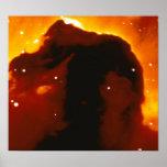 Nebulosa de la Caballo-Cabeza Posters