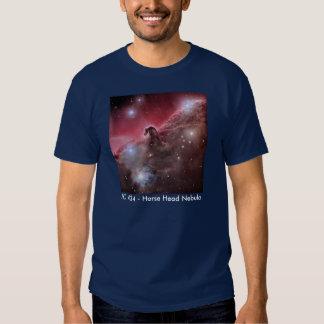 Nebulosa de la cabeza de caballo camisas