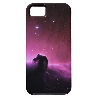 Nebulosa de la cabeza de caballo iPhone 5 funda