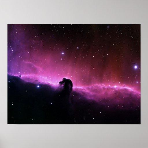 Nebulosa de la cabeza de caballo impresiones