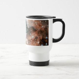 Nebulosa de la emisión de Ngc 3603 Taza De Café