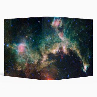 "Nebulosa de la gaviota carpeta 1 1/2"""