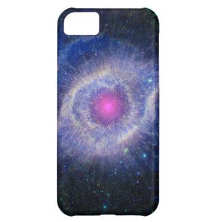 Nebulosa de la hélice carcasa para iPhone 5C